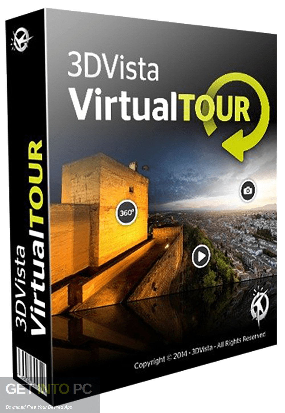 3DVista Virtual Tour Suite 2019 Free Download-GetintoPC.com