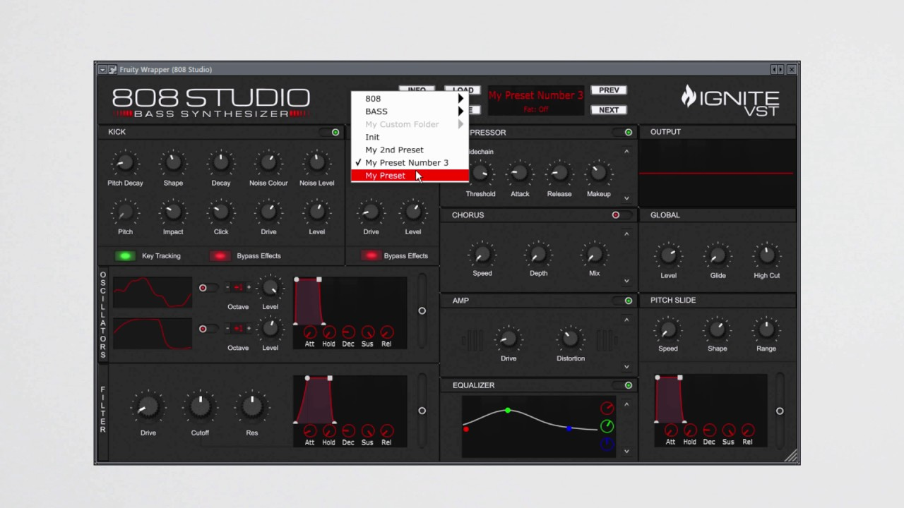 808 Studio VST Offline Installer Download