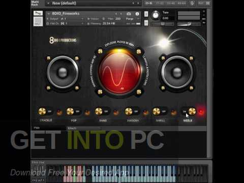 8Dio EDM Trap KONTAKT Library Latest Version Download-GetintoPC.com