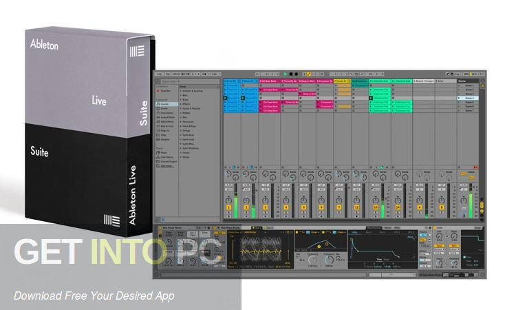 Ableton - Live Suite 2019 Free Download-GetintoPC.com