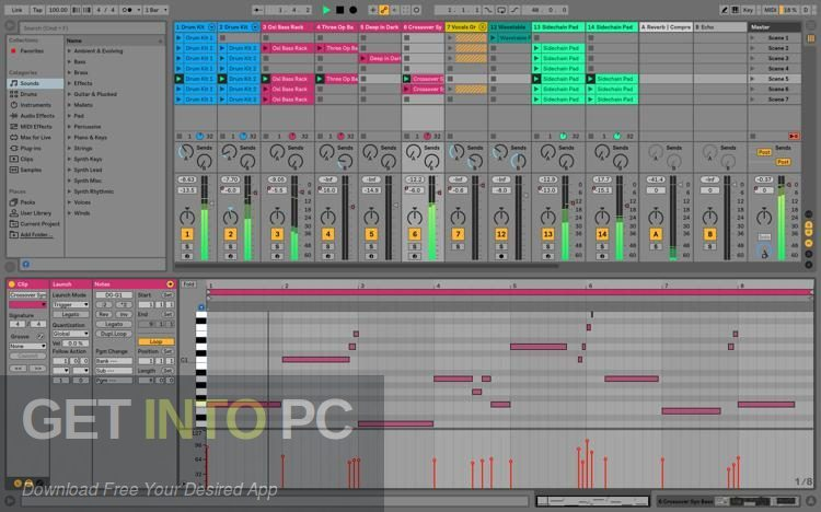 Ableton - Live Suite 2019 Latest Version Download-GetintoPC.com