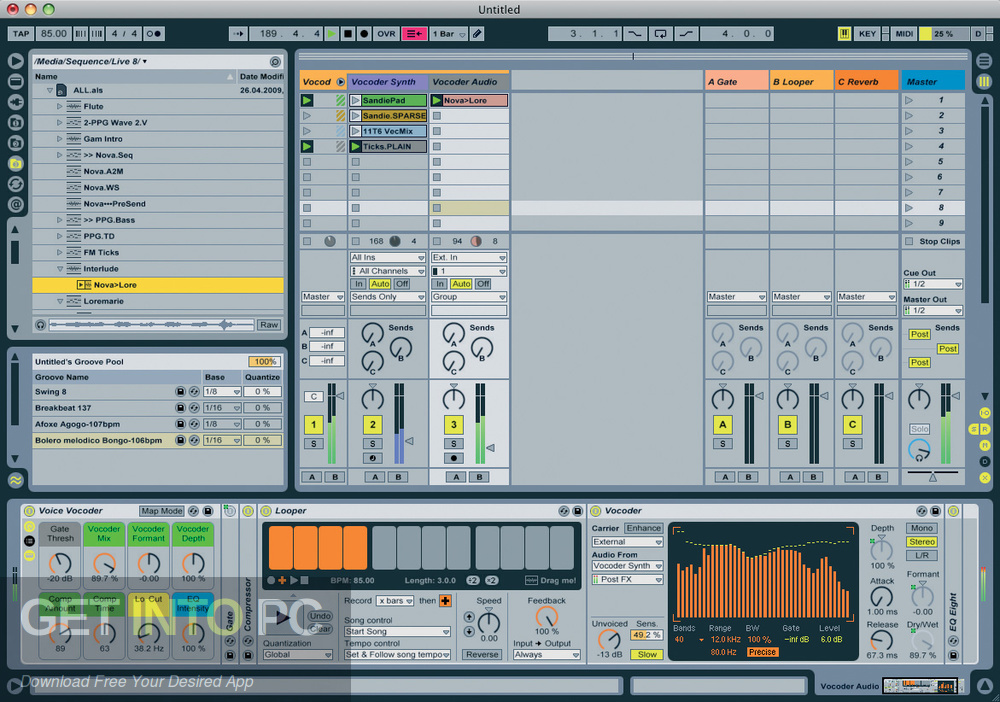 Ableton - Live Suite 2019 Offline Installer Download-GetintoPC.com
