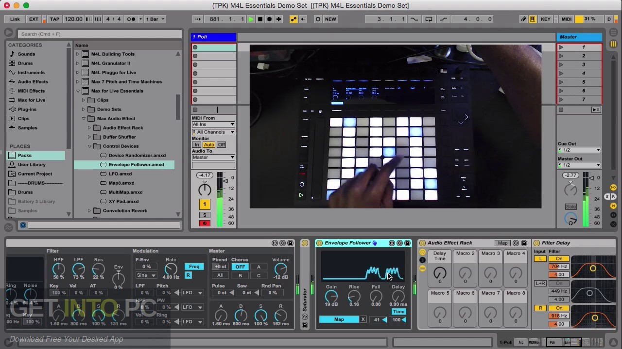 Ableton - Max for Live Essentials Direct Link Download-GetintoPC.com
