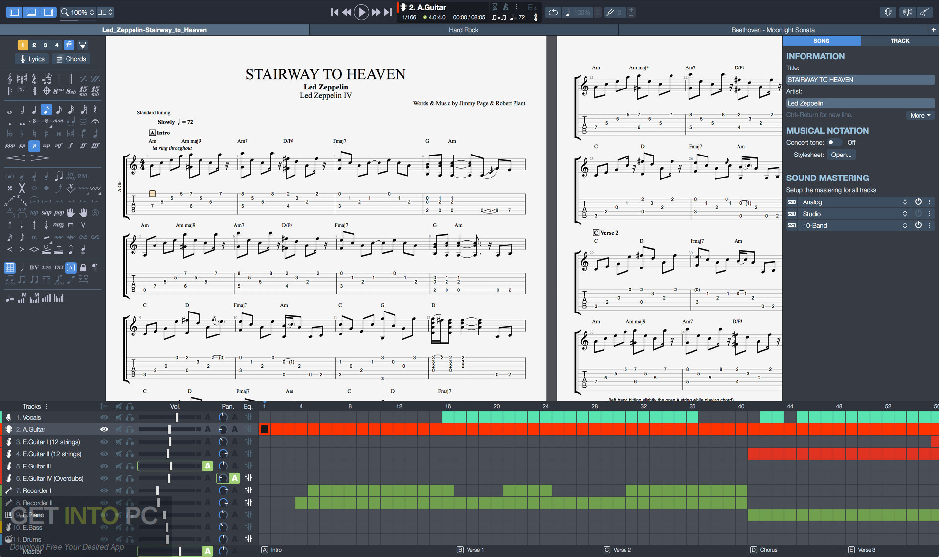 Ample Sound - Ample Guitar M III 3 Latest Version Download-GetintoPC.com
