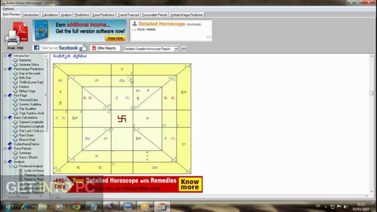 lifesign mini astrology software download