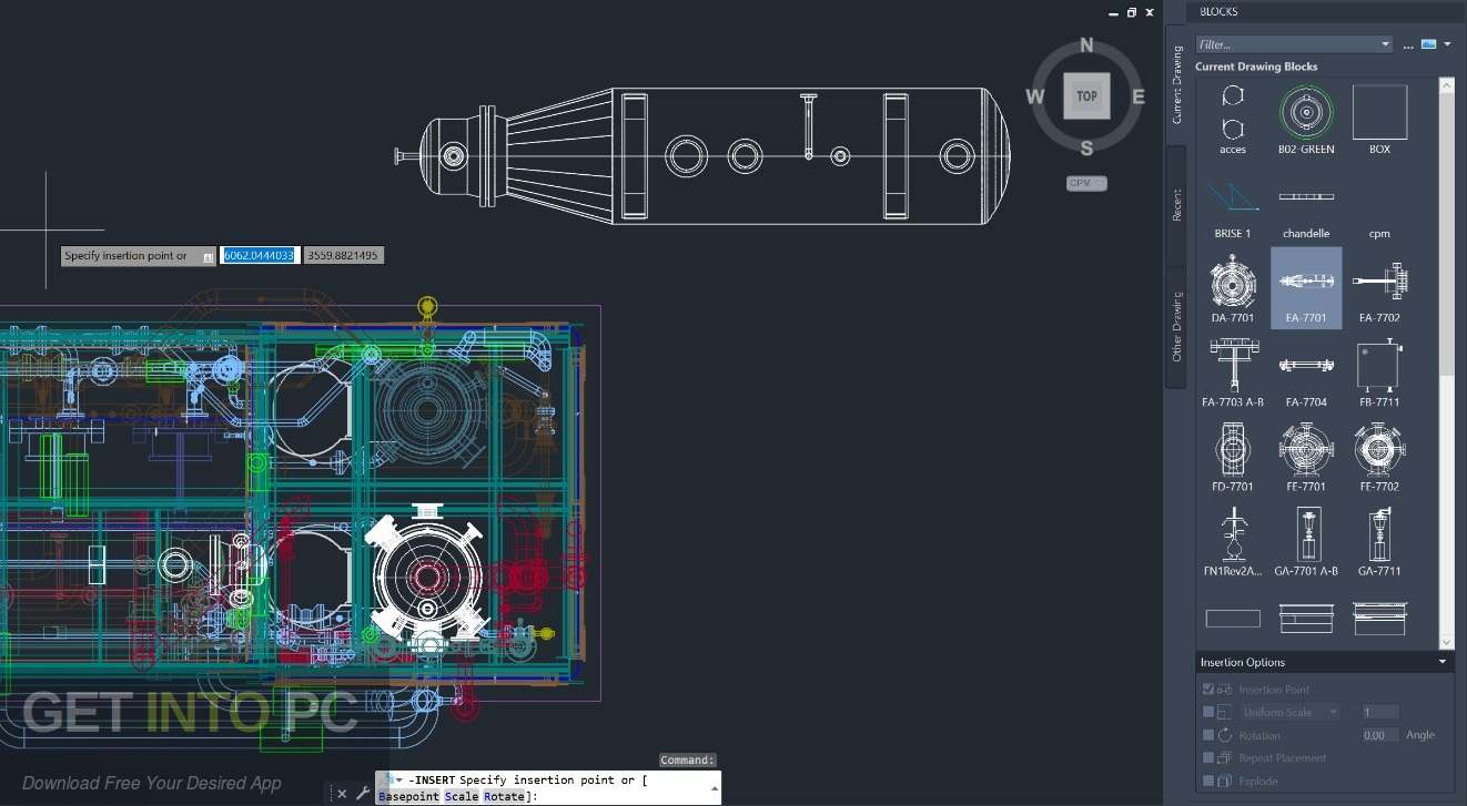 Autodesk AutoCAD 2020 Direct Link Download-GetintoPC.com