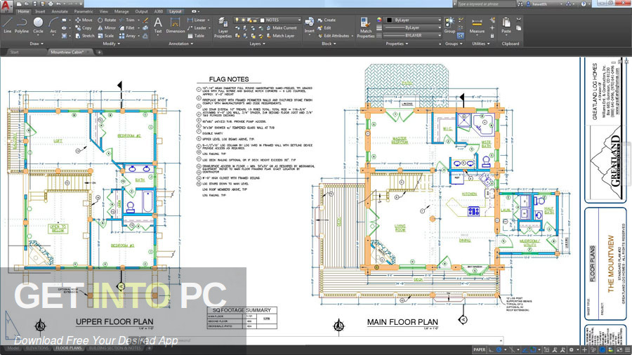 Autodesk AutoCAD 2020 Latest Version Download-GetintoPC.com