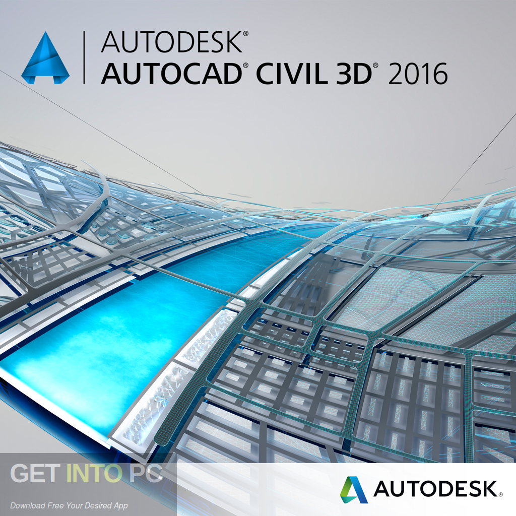 Autodesk AutoCAD Civil 3D 2016 Free Download-GetintoPC.com
