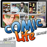 Download Comic Life for Mac OS X