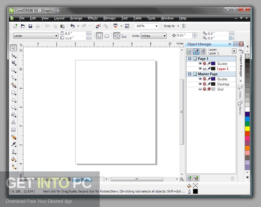 CorelDRAW X4 Latest Version Download-GetintoPC.com