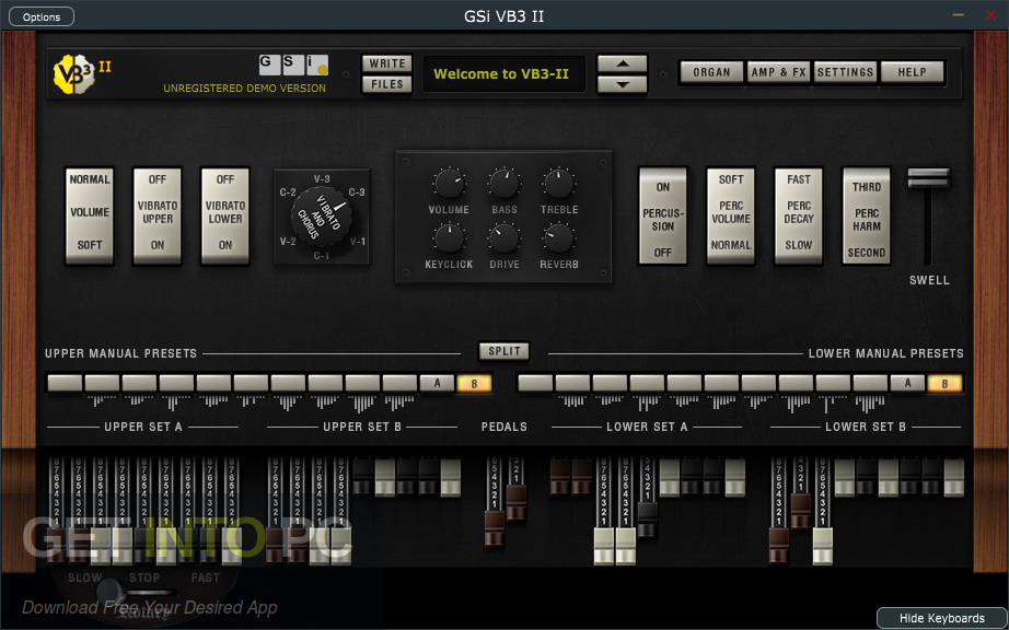 GSi VB3-II VST Latest Version Download-GetintoPC.com