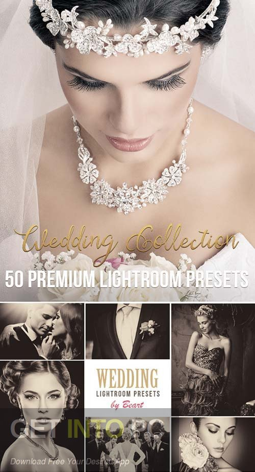 GraphicRiver - Wedding Premium Lightroom Presets Offline Installer Download-GetintoPC.com