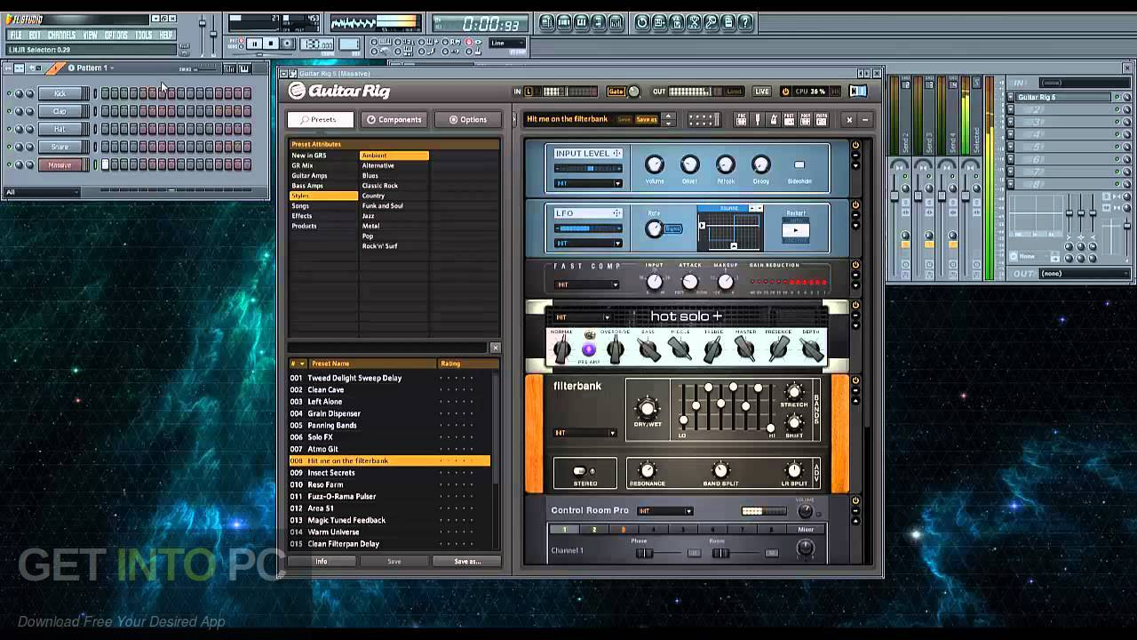 Guitar Rig VST Offline Installer Download-GetintoPC.com