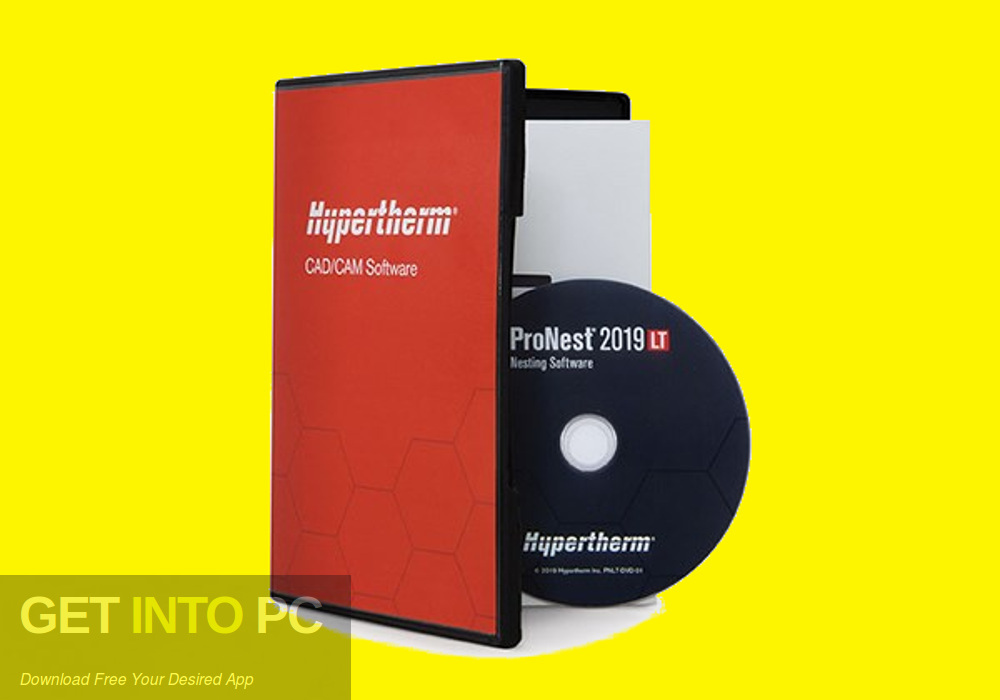 Hypertherm ProNest 2019 Free Download-GetintoPC.com