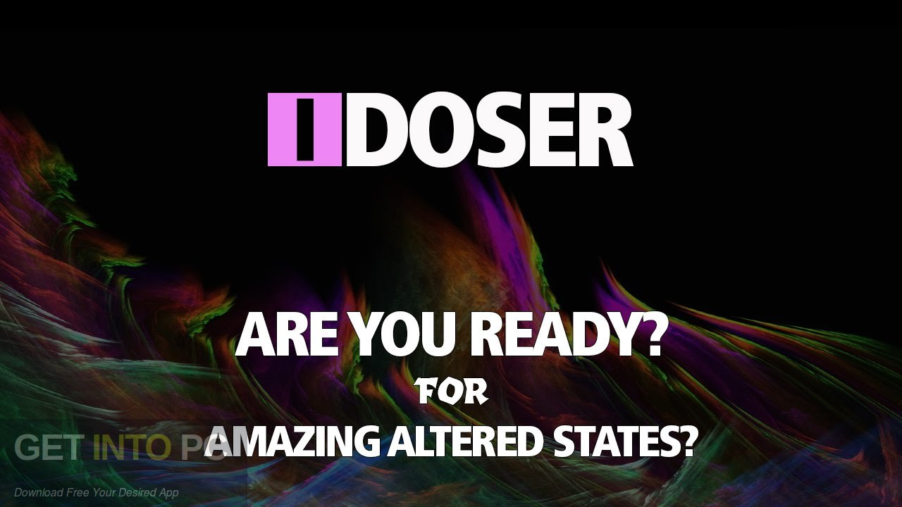 IDoser + ALL Doses Free Download-GetintoPC.com