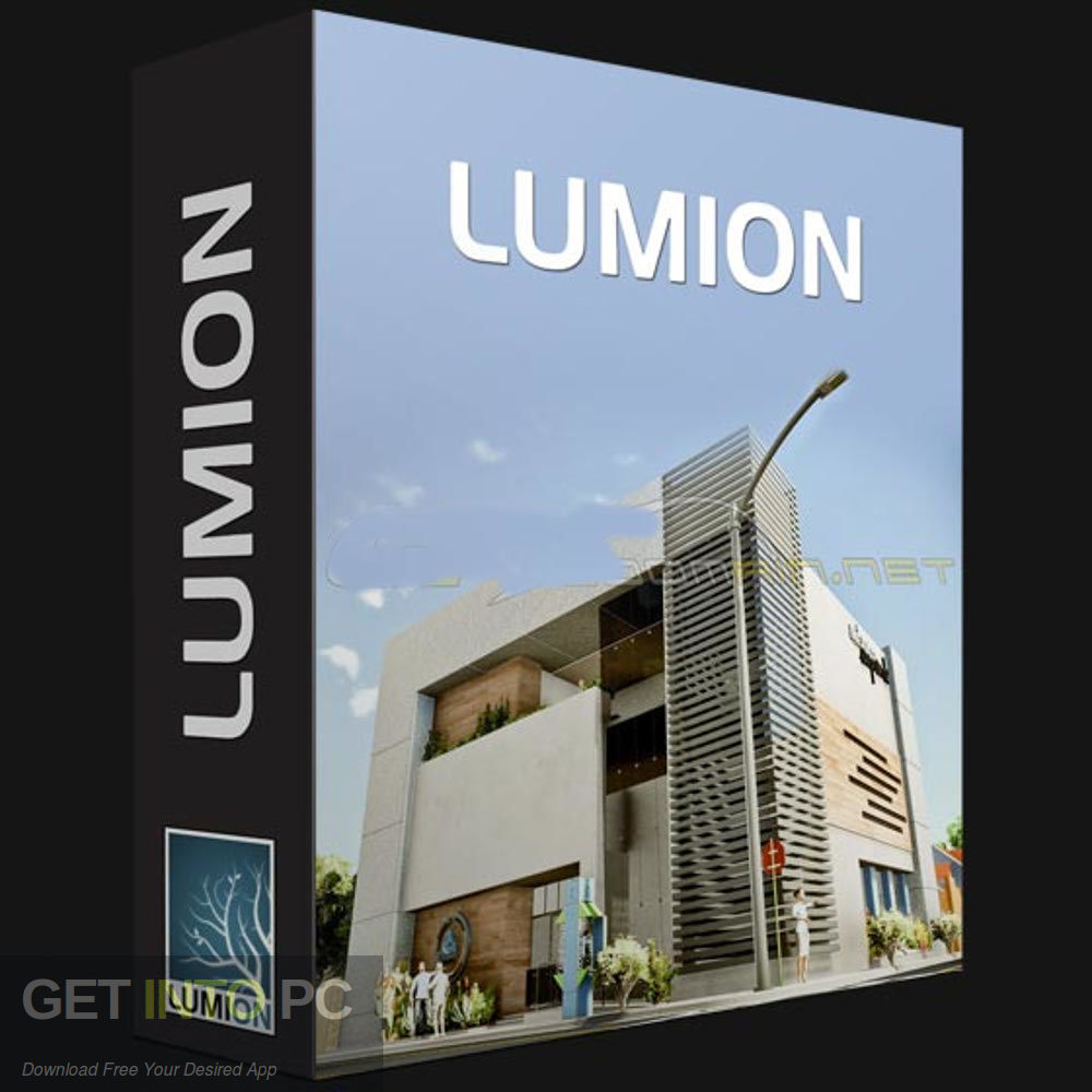 Lumion 2.5 Pro v2012 Free Download-GetintoPC.com
