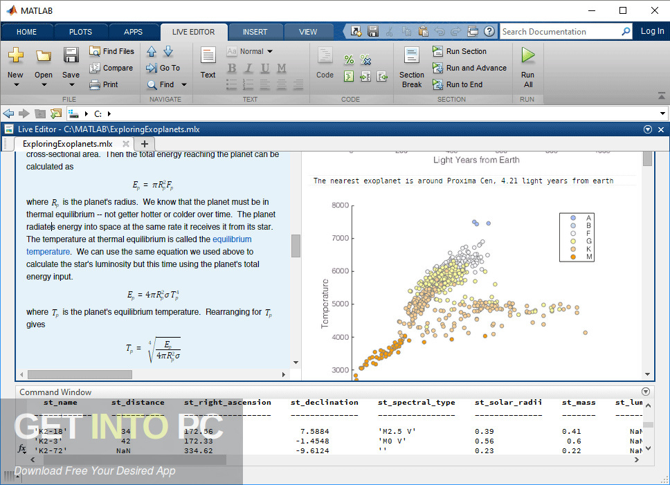 MATLAB 2019 Latest Version Download-GetintoPC.com