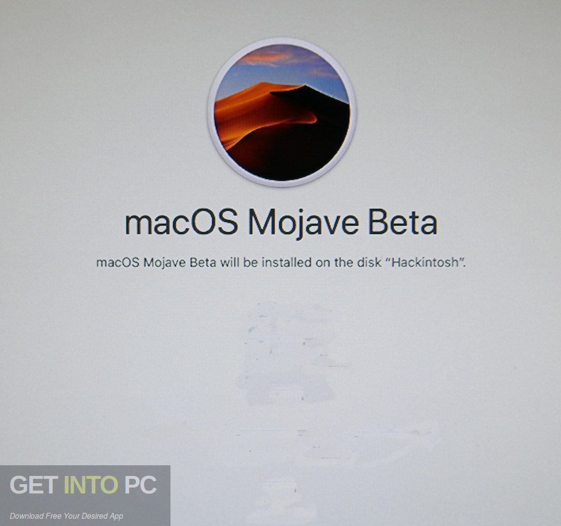 Mac OS Mojave 10.14.1 VMWare Image Free DOwnload-GetintoPC.com