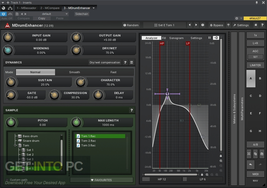 MeldaProduction - MAudioPlugins 2019 VST Free Download