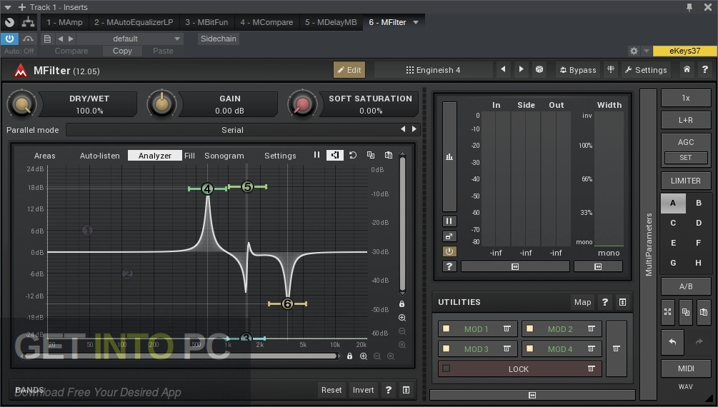 MeldaProduction - MAudioPlugins 2019 VST Offline Installer Download-GetintoPC.com