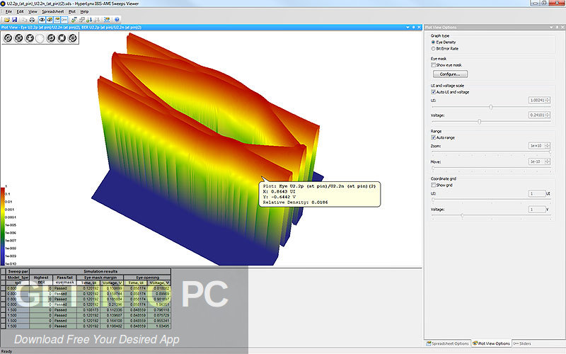 Mentor Graphics HyperLynx Direct Link Download-GetintoPC.com