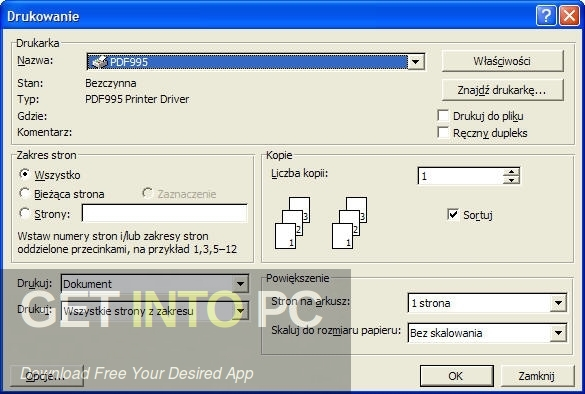 FREE PDF995 PRINTER DRIVERS FOR WINDOWS DOWNLOAD