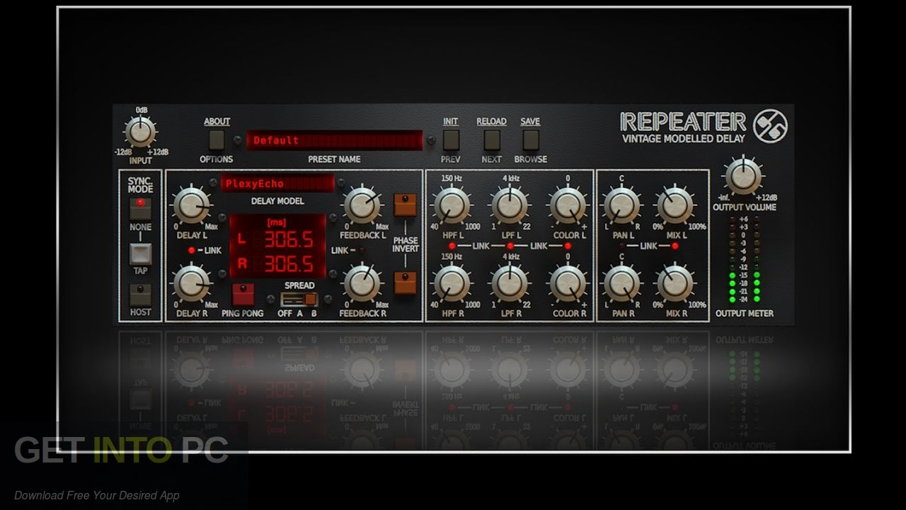 Repeater VST Latest Version Download-GetintoPC.com