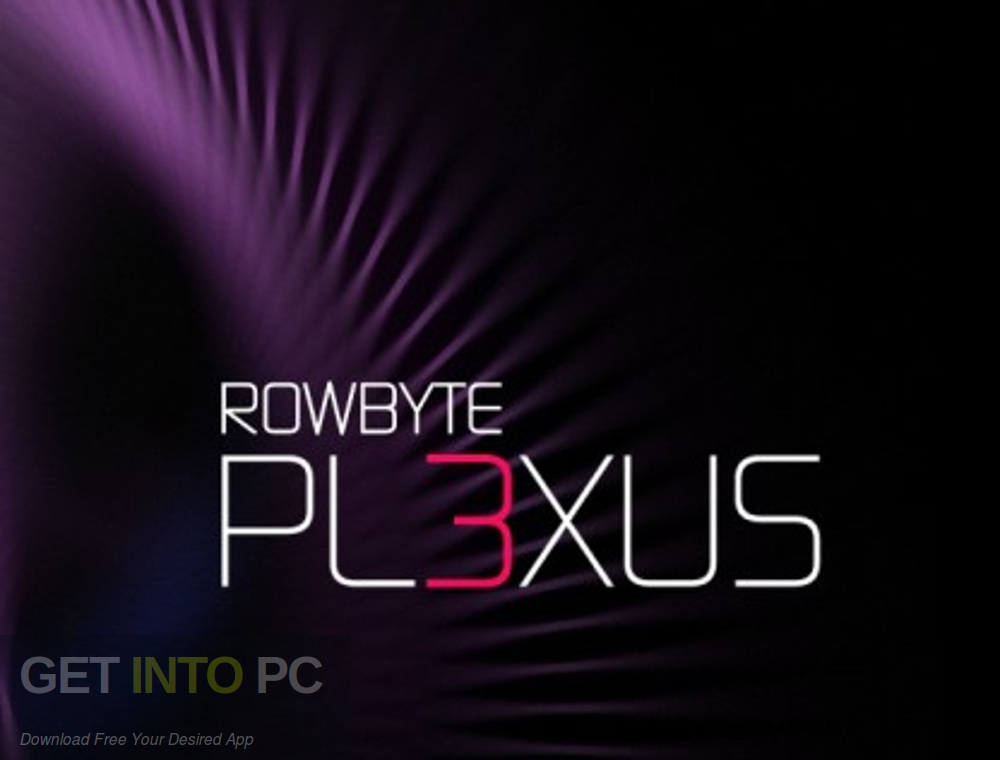 Rowbyte Plexus 3 for After Effects Free Download-GetintoPC.com