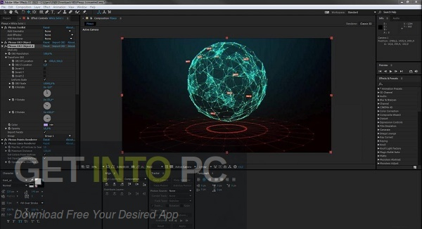 Rowbyte Plexus 3 for After Effects Offline Installer Download-GetintoPC.com