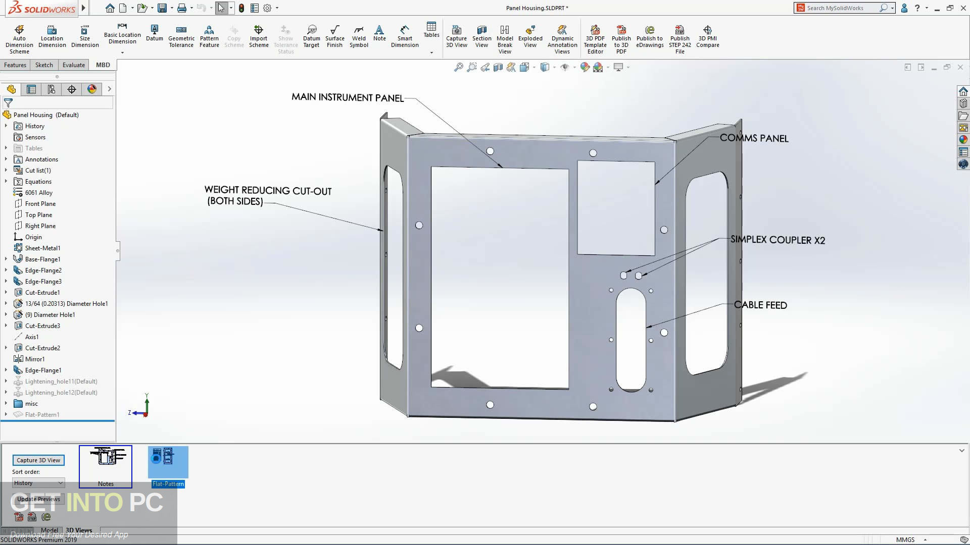 Sheet Metal Works 2019 for SolidWorks Latest Version Download-GetintoPC.com