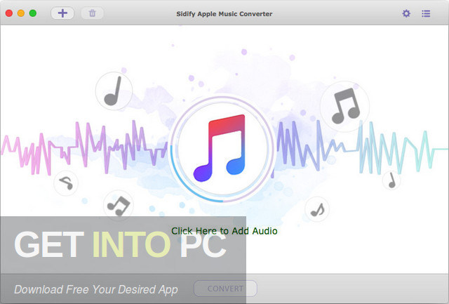 Sidify Apple Music Converter for Mac Offline Installer Download-GetintoPC.com