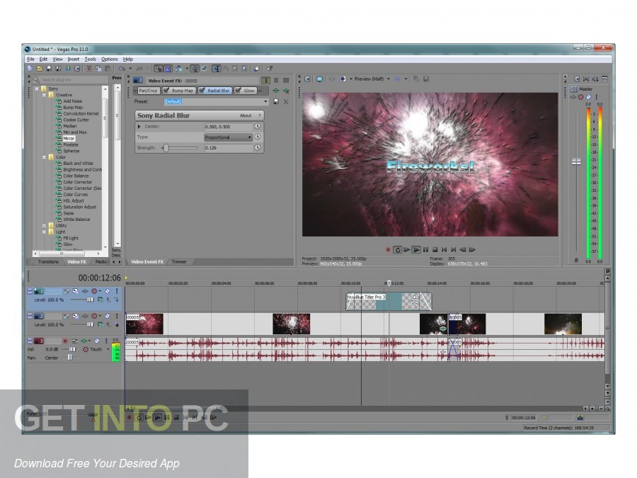 sony vegas pro 11 32 64 bit free download