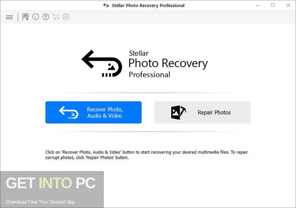 Stellar Photo Recovery Premium Professional Technician Direct Link Download-GetintoPC.com