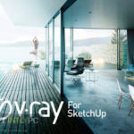 Download V-Ray for SketchUp 2016 – 2018