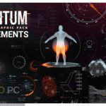 VideoHive Quantum HUD Infographic for After Effects