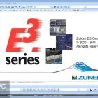 ZUKEN E3 Series 2012 Free Download-GetintoPC.com
