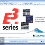 ZUKEN E3 Series 2012 Free Download