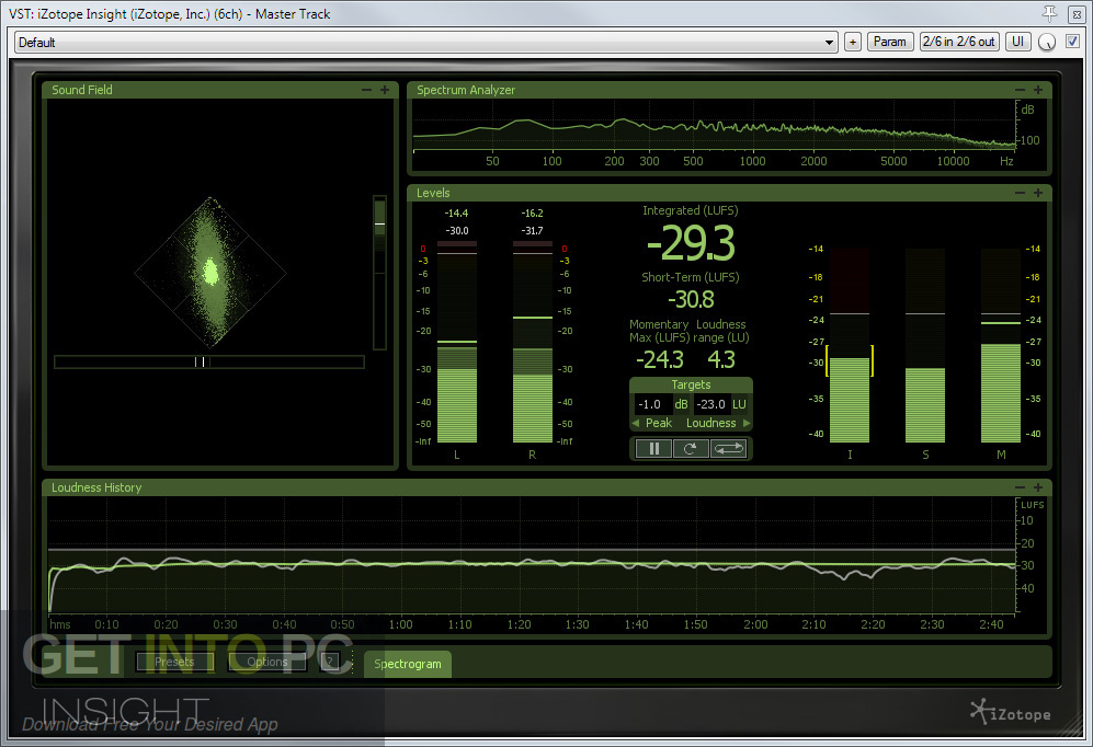 iZotope Insight VST Direct Link Download-GetintoPC.com