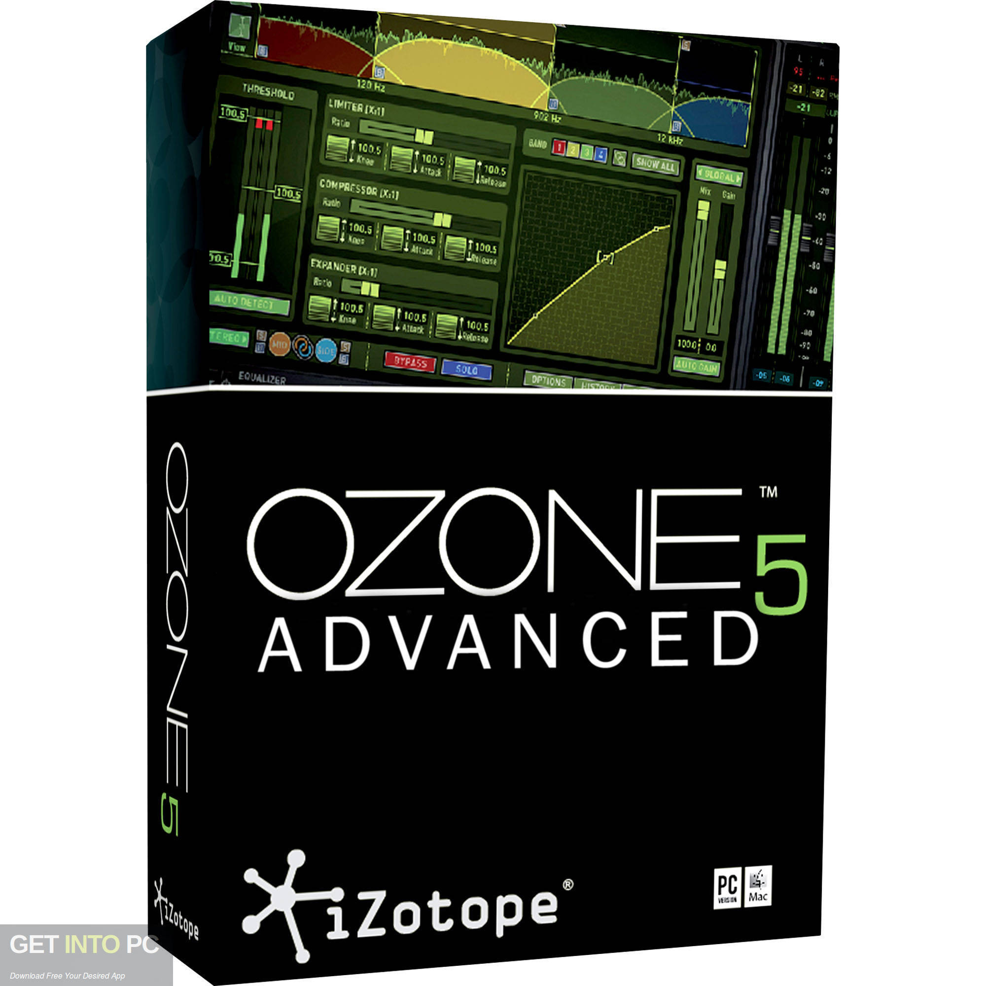 iZotope - Ozone 5 Advanced VST Free Download-GetintoPC.com