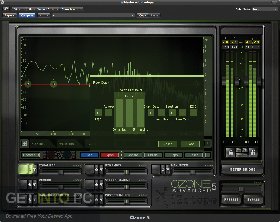 iZotope - Ozone 5 Advanced VST Offline Installer Download-GetintoPC.com