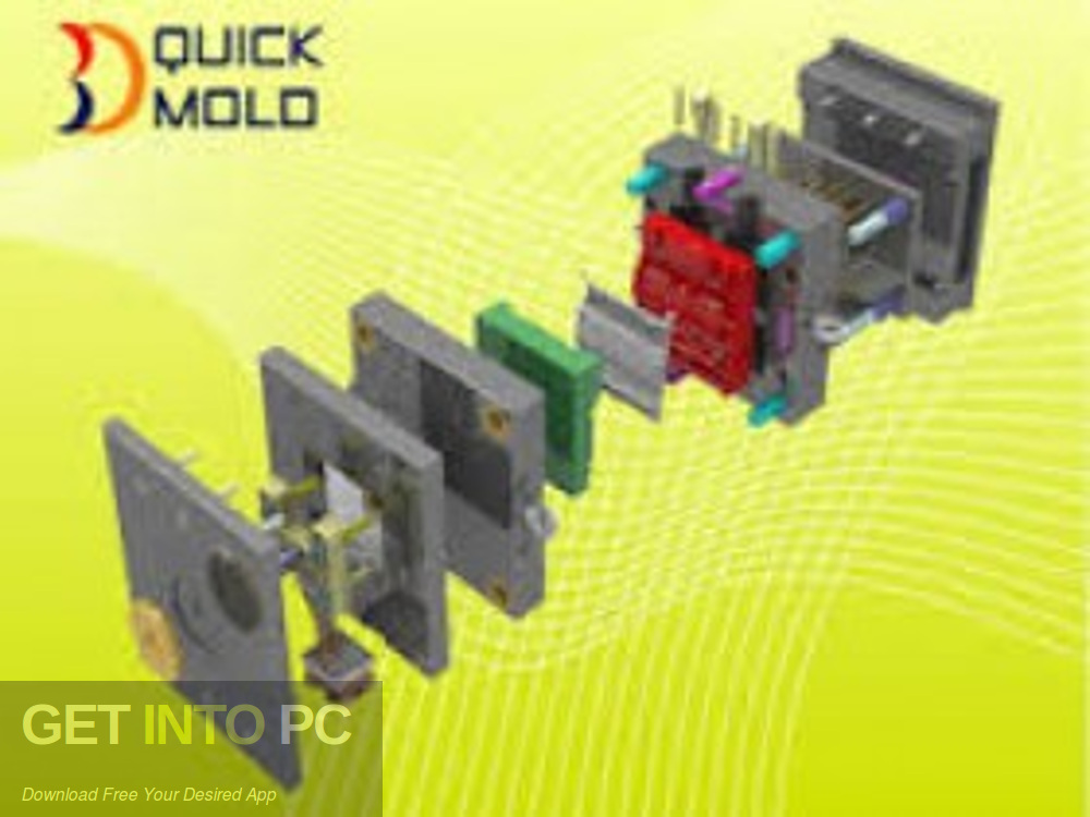 Download 3DQuickMold 2014 for SolidWorks 2011-2015