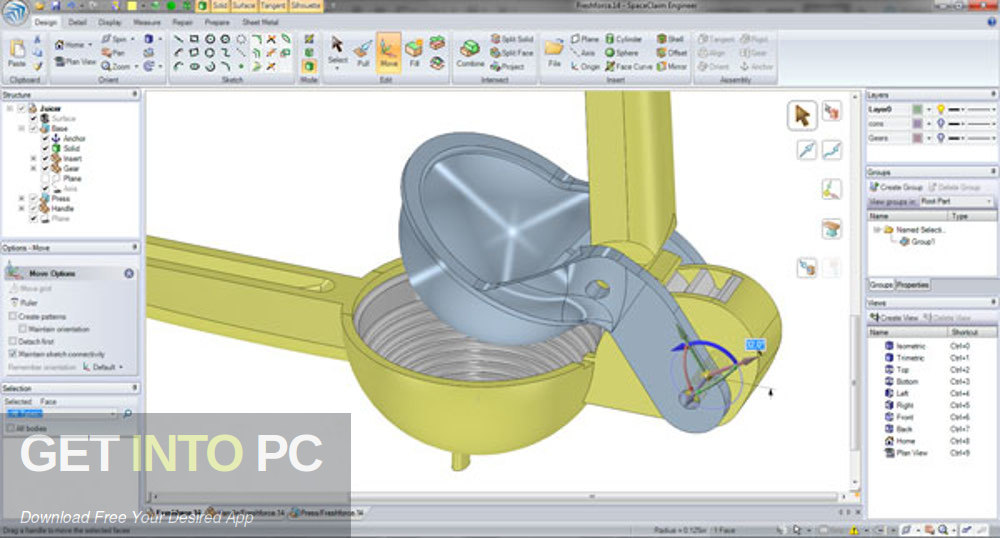 ANSYS Products 2013 32 64 Bit Offline Installer Download-GetintoPC.com