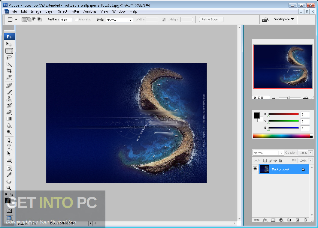 free download photoshop software cs3