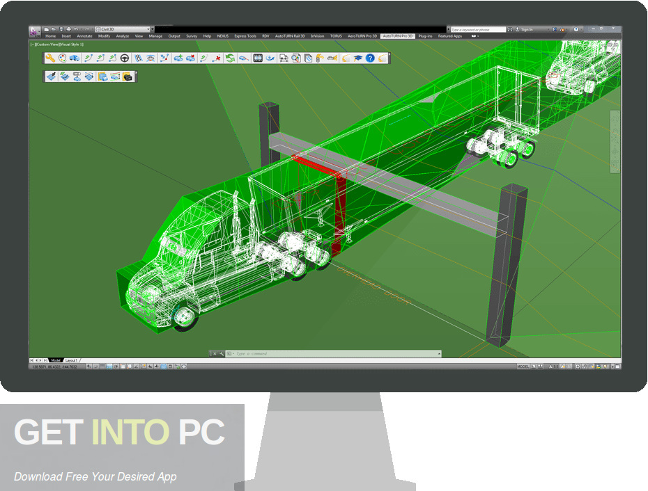 AutoTURN Pro 3D Direct Link Download-GetintoPC.com