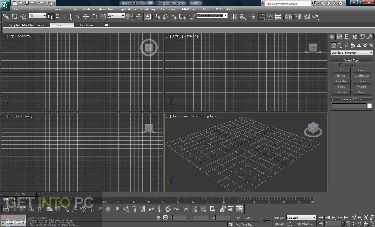 Autodesk 3ds Max 2009 Offline Installer Download-GetintoPC.com