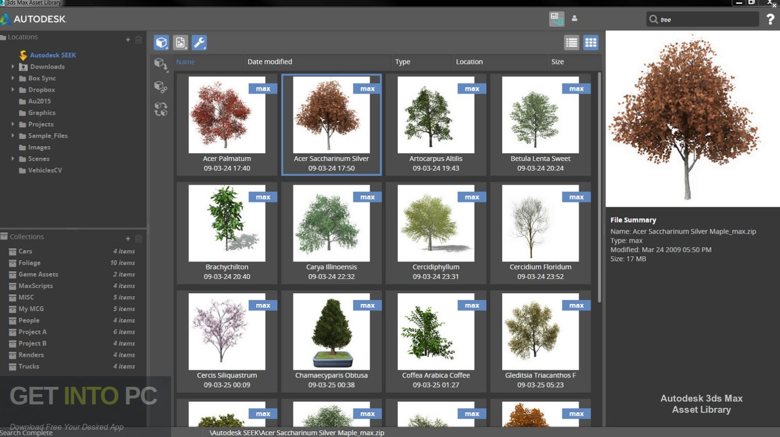 Autodesk 3ds Max 2009 Plugins Collections Offline Installer Download-GetintoPC.com