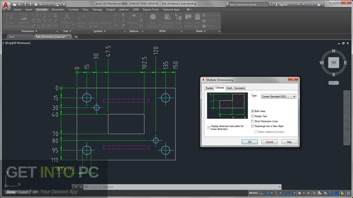 Autodesk Autocad Mechanical 2020 Direct Link Download-GetintoPC.com