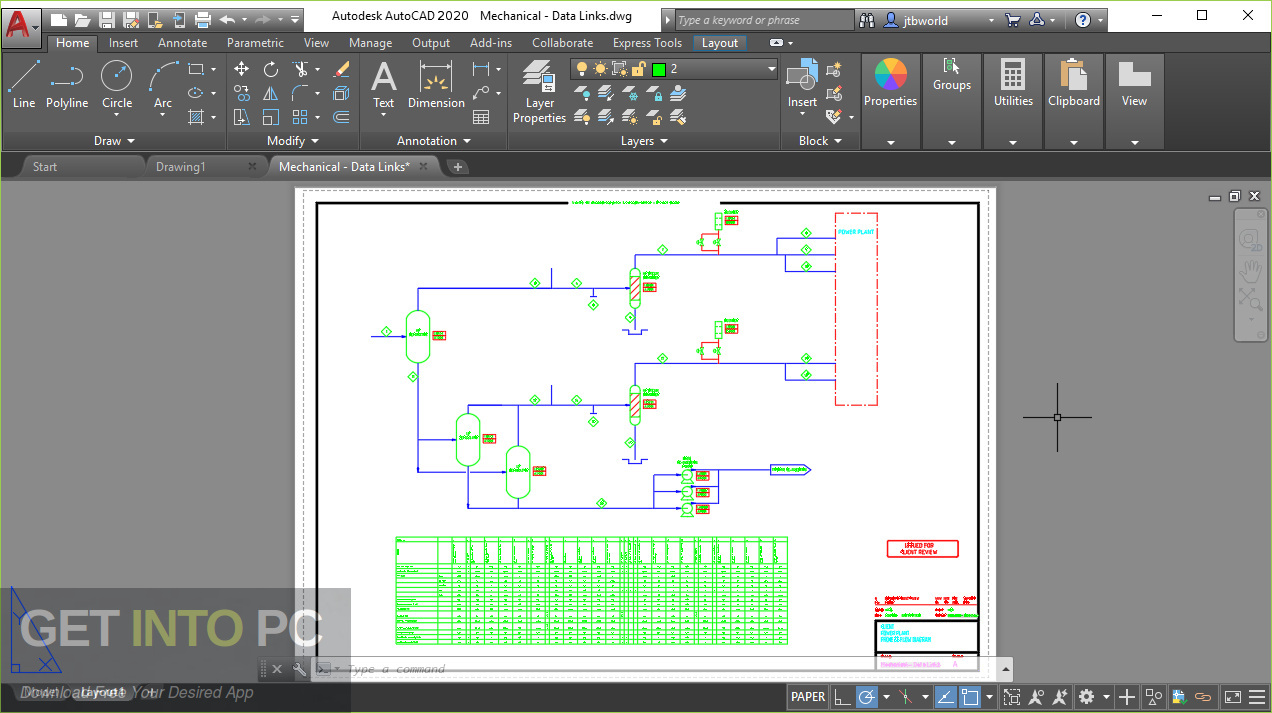 Autodesk Autocad Mechanical 2020 Offline Installer Download-GetintoPC.com