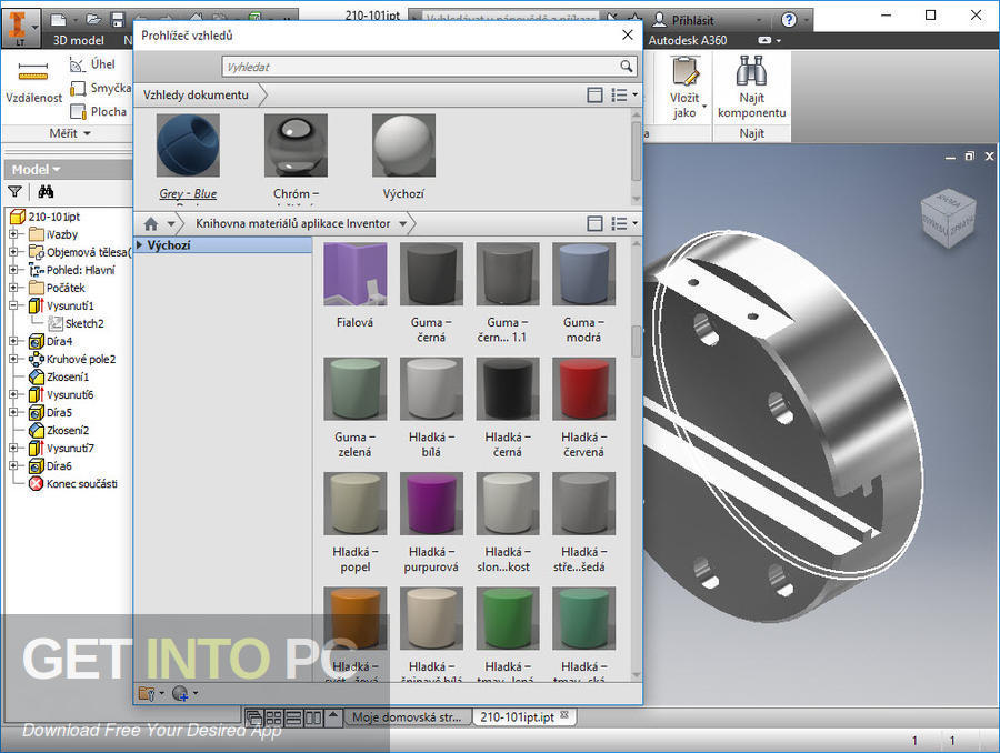 Autodesk Inventor LT 2020 Direct Link Download-GetintoPC.com