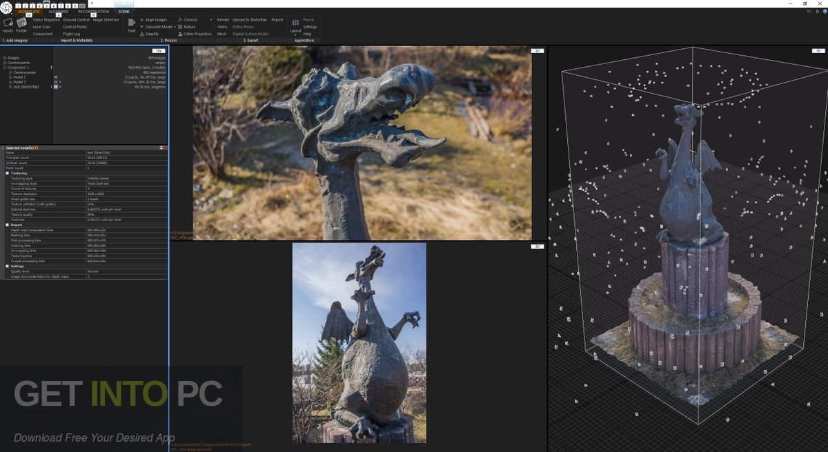 Capturing Reality RealityCapture RC - CLI Edition Offline Installer Download-GetintoPC.com